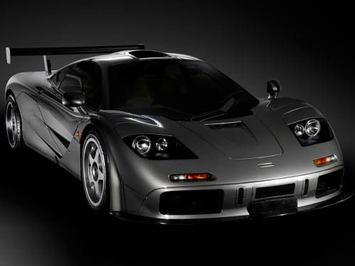 One of Only Two McLaren F1 HDF Specials Redefines What Rare Means