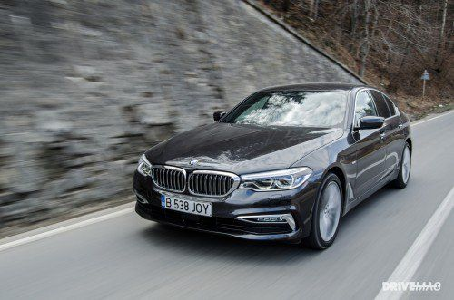 2017 BMW 530d xDrive Luxury Line Test Drive: Bavaria Strikes Back