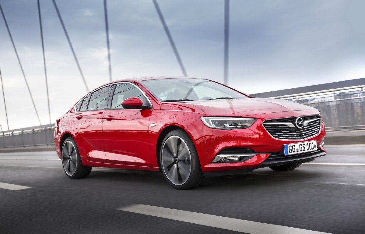 2017 Opel Insignia Grand Sport 2 0 Turbo At 8 Awd Quick Review Quali
