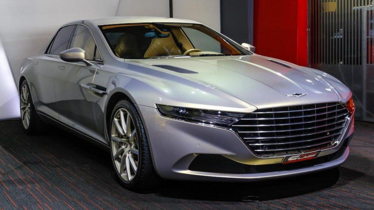 Silver Chrysler 200 >> Rare Aston Martin Lagonda Taraf Pops Up for Sale in Dubai