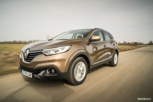 2017 Renault Kadjar 1.2 TCe EDC test drive: Strained refinement