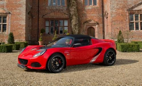 Lotus Gives Elise the Sprint Treatment, Cuts Dry Weight to 798 Kg