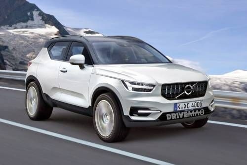 Volvo to Tap into Fast-Growing Compact SUV Segment with Funky XC40