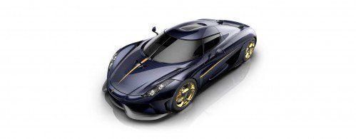 Christian von Koenigsegg's Regera honors Sweden and a Mazda Miata