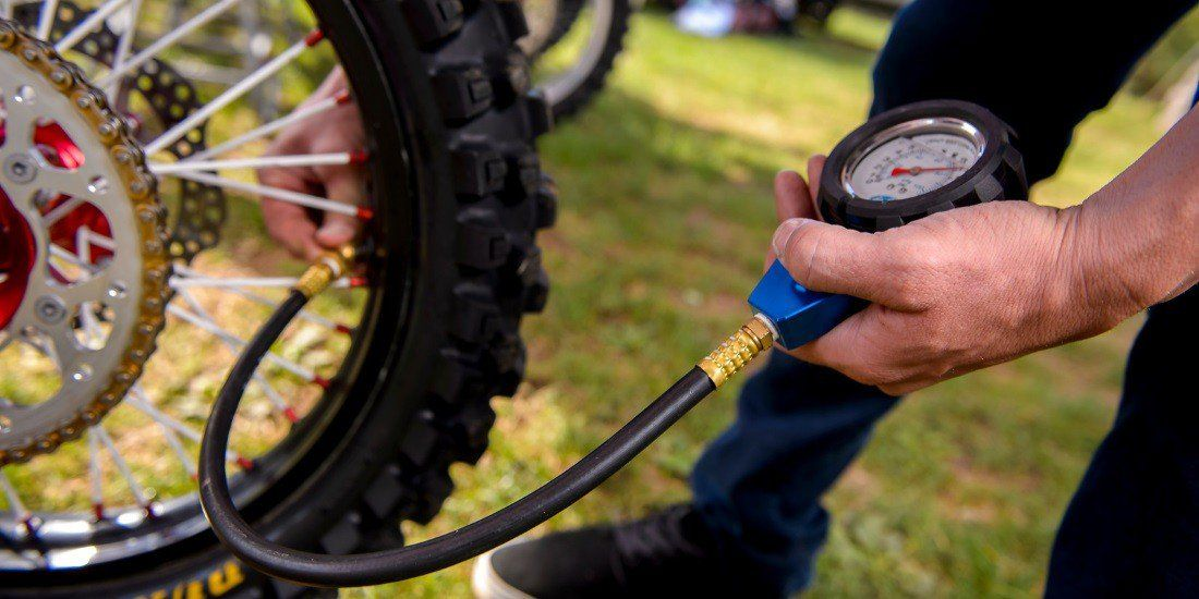 what tyre pressure for my road bike
