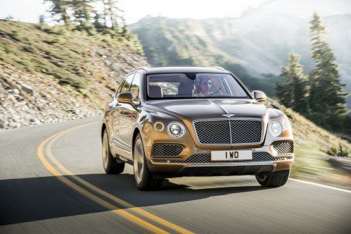 First-world problems: how to live with a Bentley Bentayga on a daily basis