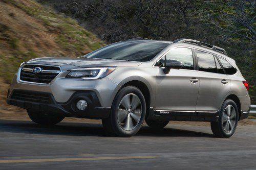 2018 Subaru Outback gets a mild refresh for the New York Auto Show