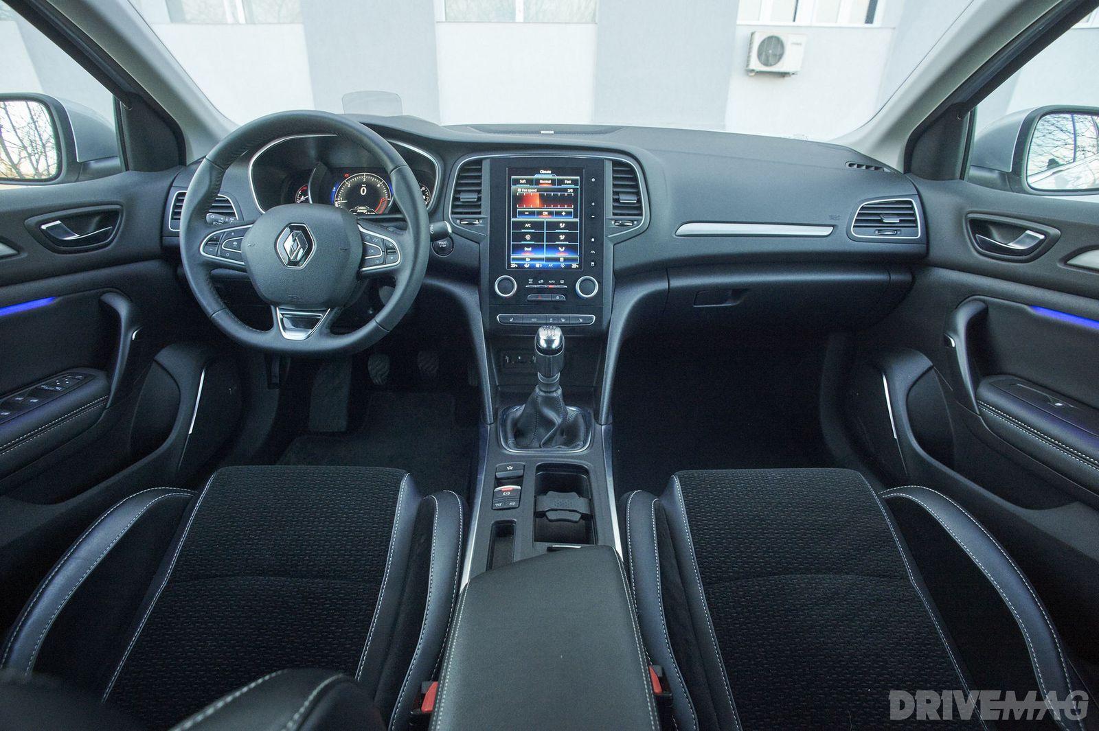 Renault Megane Sport Tourer 1 6 dCi test drive: le bon wagon