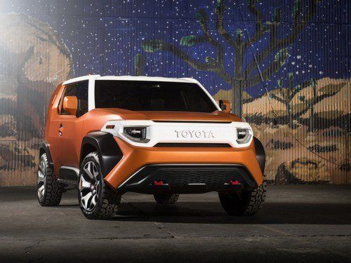 FT-4X concept is a striking taste of Toyotas to come