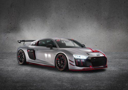 Audi just built an extreme R8, but it's not for the streets