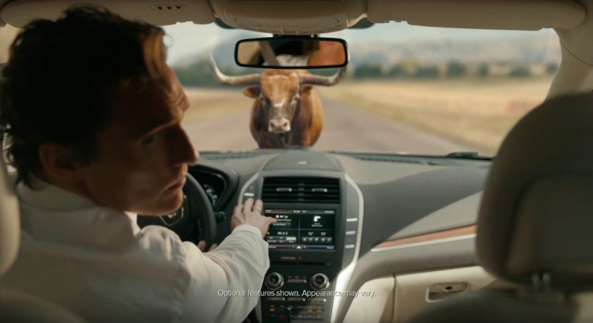 lincoln mkx 2015 commercial music