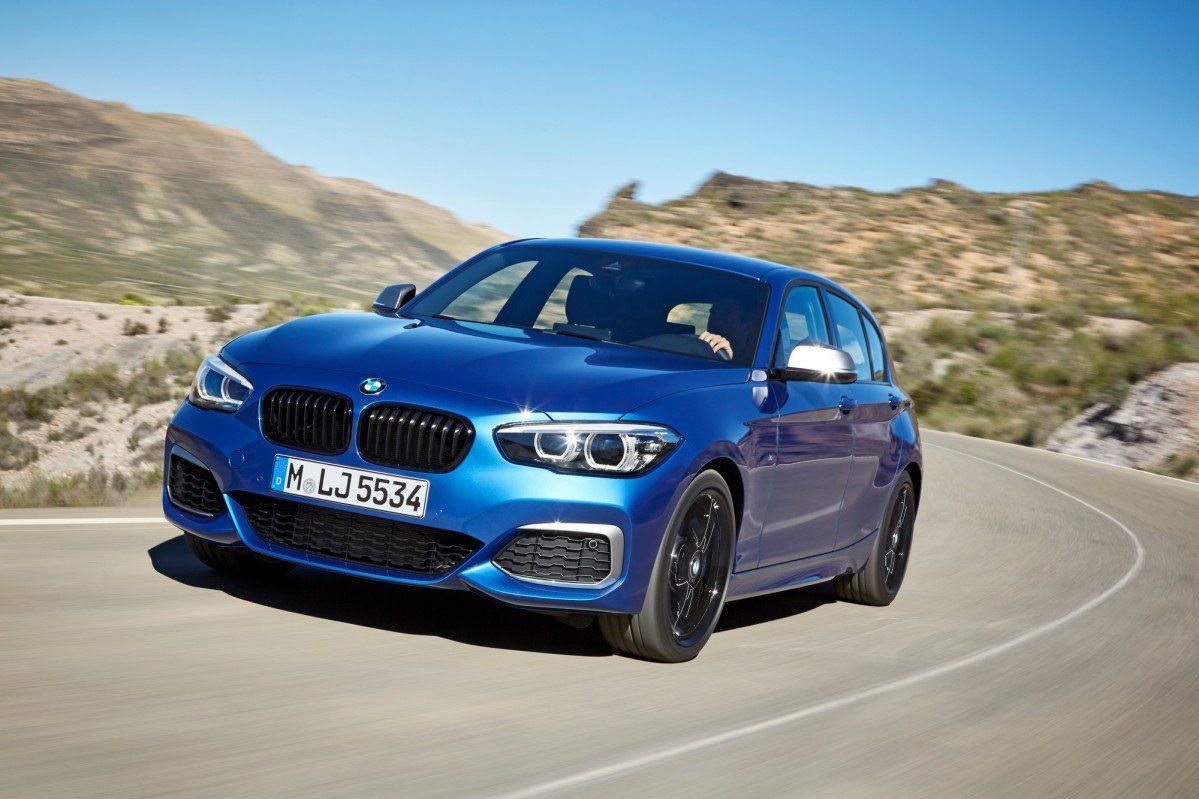 Bmw 1 Series Gets Another Facelift For The 2018 Model Year New Speci