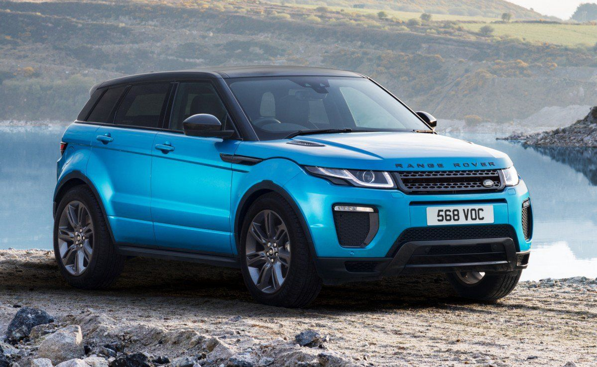 Land Rover Rewards 2018 Range Rover Evoque With Landmark