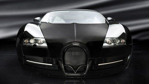 Take a closer look at the highly exclusive Bugatti Veyron Linea Vincero
