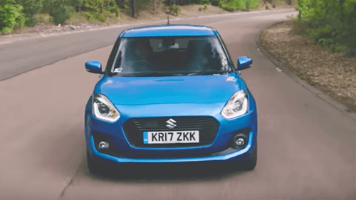 All-New 2017 Suzuki Swift is much improved, review says