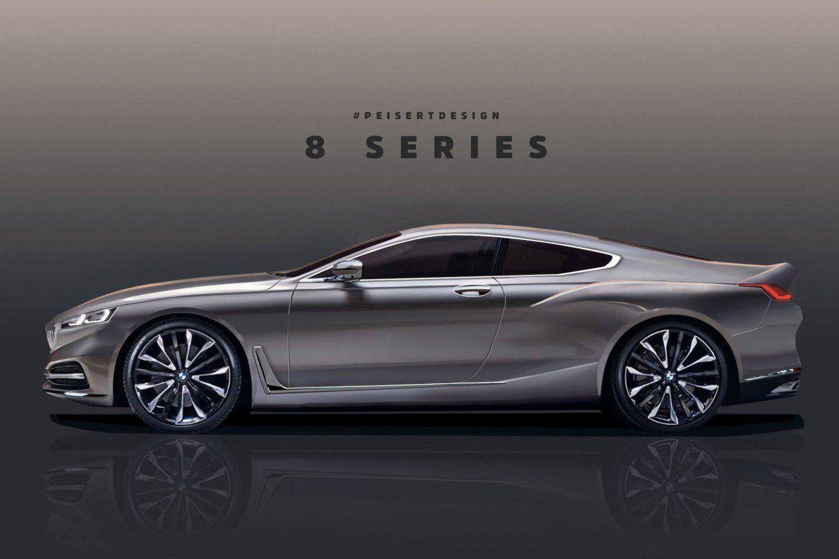 Rendering Believably Previews New Bmw 8 Series Two Door