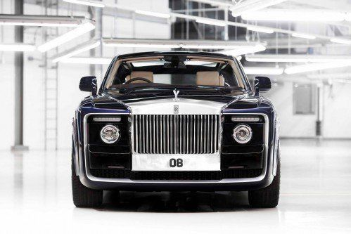 Opinion: Here's why I think the Rolls Sweptail is just plain daft