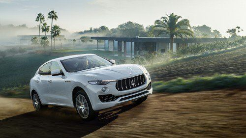 Plug-in hybrid Maserati Levante will borrow Chrysler Pacifica hybrid tech