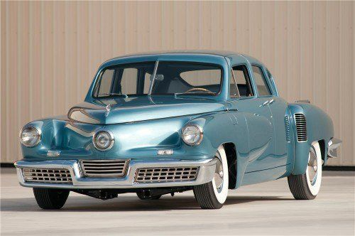 The most beautiful cars of the 1940s