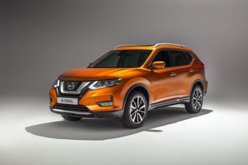 Nissan gives X-Trail midlife refresh