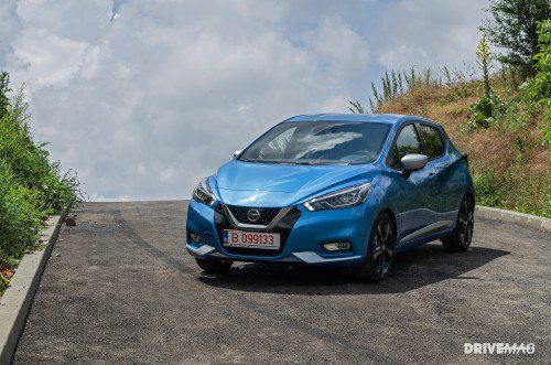 2017 Nissan Micra DCI 90 Tekna test drive - a pretty face isn't everything