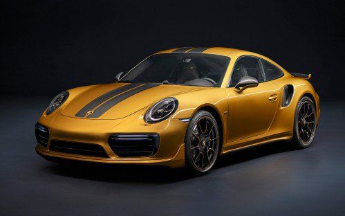 Porsche 911 Turbo S Exclusive Series is the most powerful 911 Turbo S ever