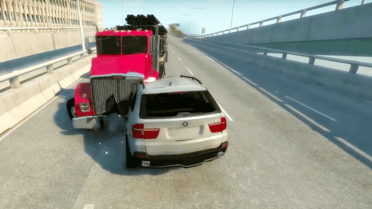 Beamng Drive Is A Symphony Of Destruction