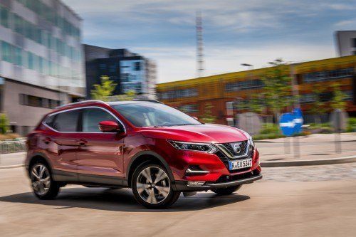 Facelifted 2017 Nissan Qashqai has all things improved, goes on sale this July