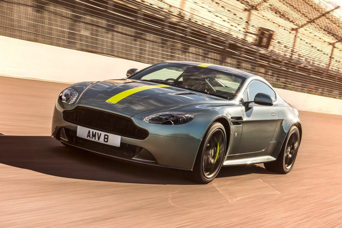 Hardcore Aston Martin Vantage Amr Enters Production Is Priced From