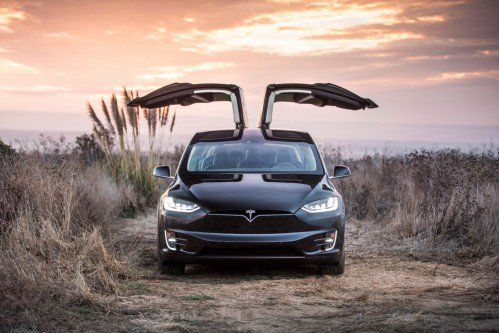 Tesla Model X bags five-star ratings in every NHTSA crash test category