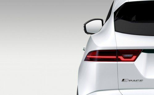 Jaguar teases all-new 2018 E-PACE compact SUV ahead of July 13 reveal