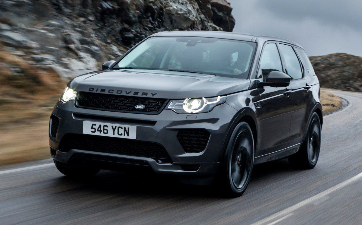 2018 Land Rover Discovery Sport And Range Evoque Get New 290 Hp Ingenium Engine