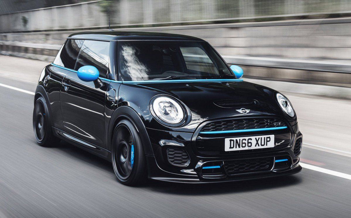Mulgari F56 Sv Is A Tailor Made 280 Hp Mini Cooper S
