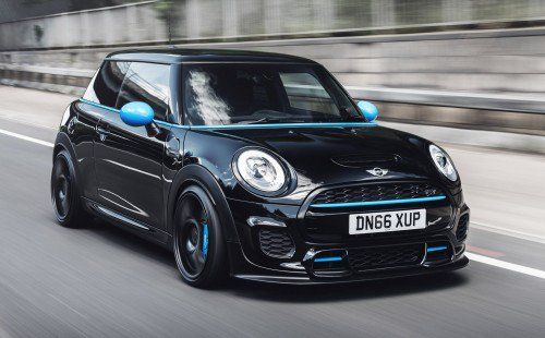 Mulgari F56 SV is a tailor-made 280-hp MINI Cooper S