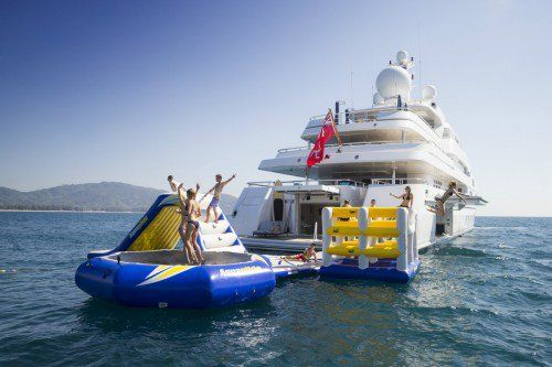 The best water toys for your superyacht