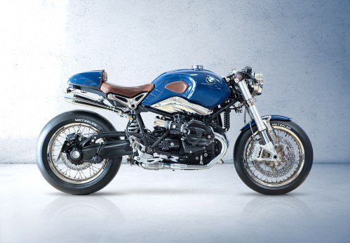 BMW R nineT One.Sixteen -  not perfect, but damn near close!