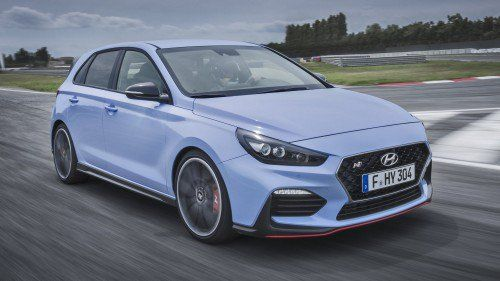 All-new 2018 Hyundai i30 N hot hatch debuts with up to 275 hp