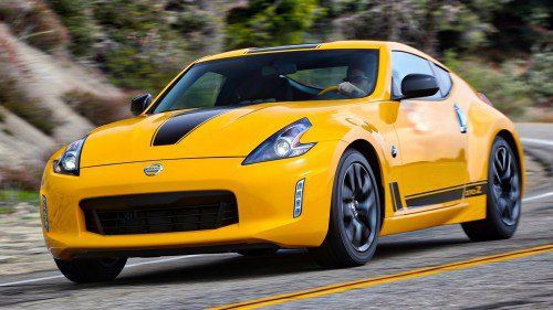 2018 Nissan 370Z family retains prices despite offering more