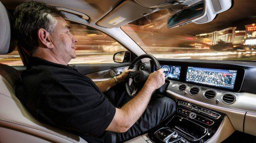Mercedes-Benz E-Class now lets you control vehicle functions with your voice