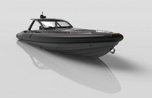 Tecnorib Pirelli 1900 will be presented at Cannes Yachting Festival