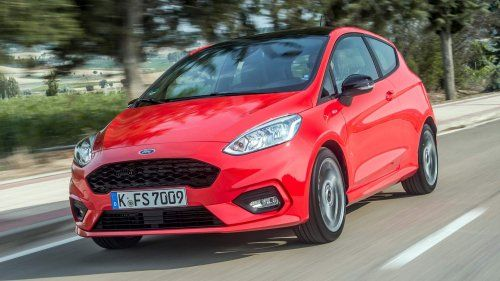 2017 Ford Fiesta first drive: The party must carry on