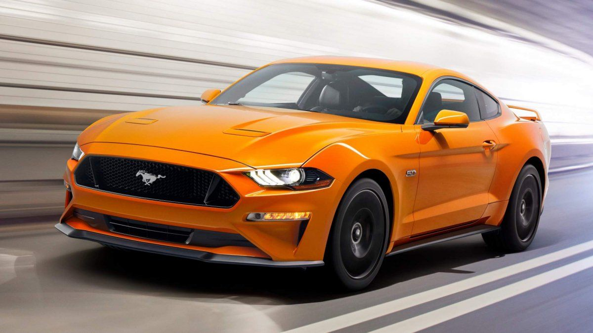 Mustang Gt 0 60 >> Facelifted 2018 Ford Mustang Gt Is The Fastest Ever Does 0
