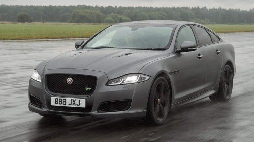 2018 Jaguar XJR575 takes over as brand's flagship performance sedan
