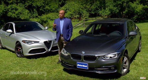 Compact luxury sedan showdown reveals surprising results