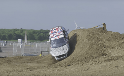 This is how Jaguar pulled the E-Pace barrel roll stunt