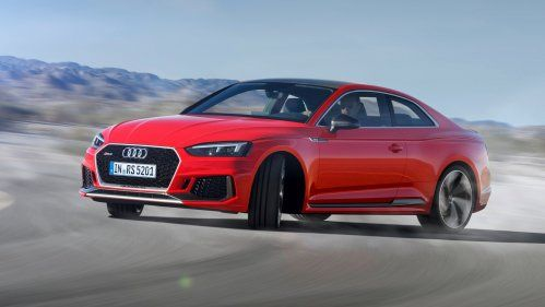 Audi's RS 5 Coupé has nothing to prove in video trio