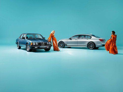 Birthday boy: BMW 7 Series Edition 40 Jahre pays tribute to Munich's flagship
