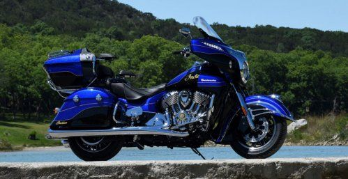 Deluxe tourer from Indian - the Roadmaster Elite