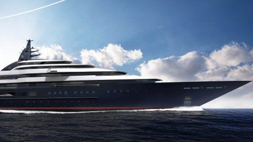 New details emerge about Lurssen's Project Redwood
