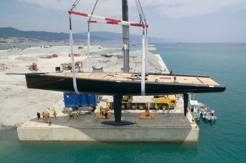 Wallycento S/Y Tango launched in Italy